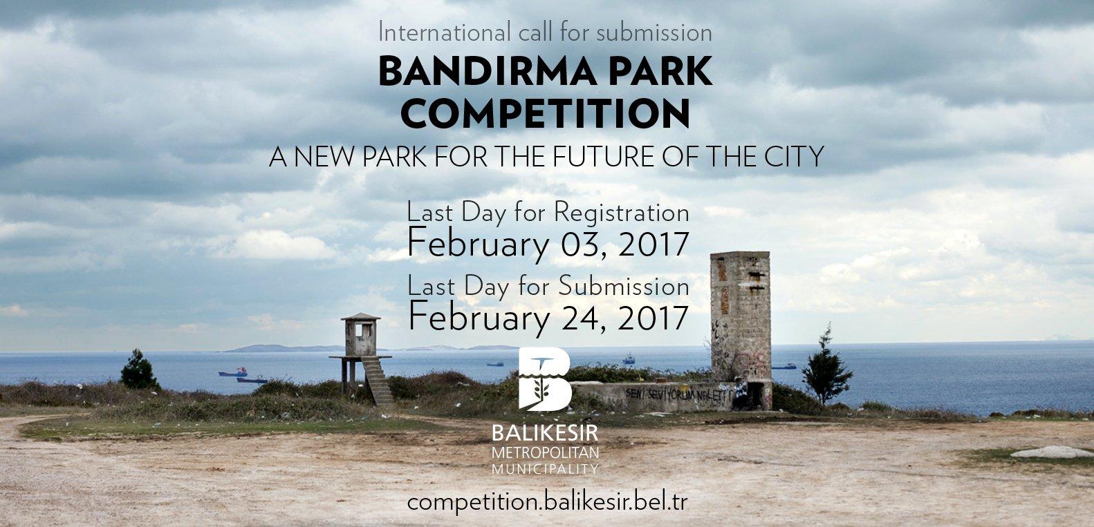 Bandırma Tasarım Parkı Yarışması