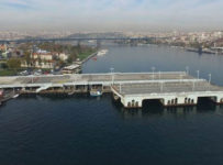 tarihi galata köprüsü