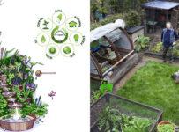 permakültür nedir, permakültür bahçeleri