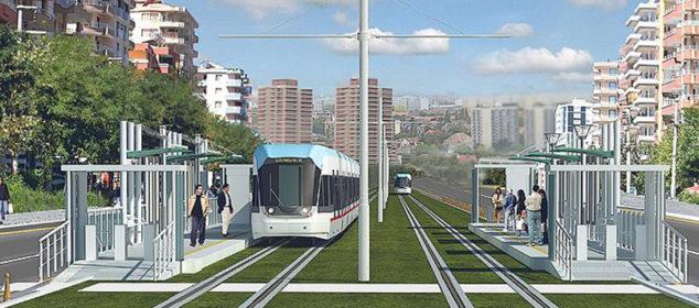 Diyarbakır raylı sistem, diyarbakır tramvay