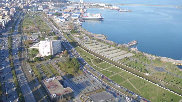19 mayıs izleği kentsel tasarım yarışması, 19 mayıs kentsel tasarım, 19 mayıs izleği