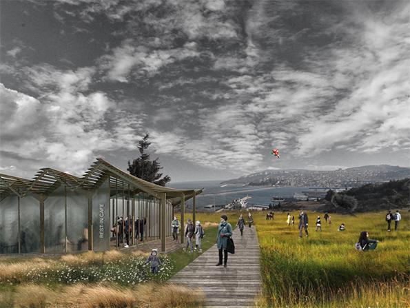 Bandırma Tasarım Parkı Yarışması 2. ikincilik